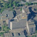 Cologne University of Applied Sciences (main Building) (Birds Eye)
