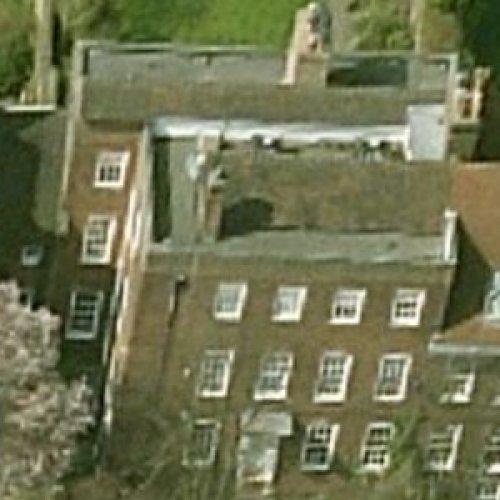George Michael S House In London United Kingdom Bing Maps 2 Virtual Globetrotting