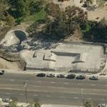 Culver City Skateboard Park (Birds Eye)