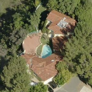 George Michael's House (former) (Birds Eye)
