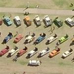Car show (Birds Eye)