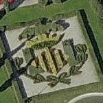 Valencia city coat of arms (Bing Maps)