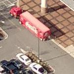 Coca Cola Truck (Birds Eye)
