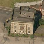 Curzon Street railway station (Birds Eye)