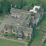 Bramall Hall (Birds Eye)