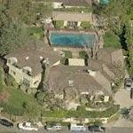Leonardo DiCaprio's House (Birds Eye)