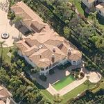 Tim Thomas' house (Birds Eye)