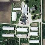 Largest turkey farm in Illinois (Bing Maps)