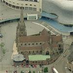 St Martin in the Bull Ring (Birds Eye)