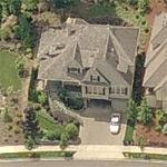 Kevin Pritchard's house (Birds Eye)