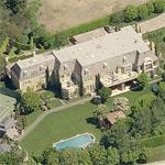 Larry Cohen's house (Birds Eye)