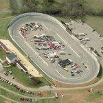 Huntsville Speedway on raceday