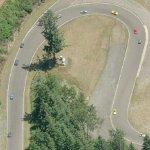 Road racing event at Pacific Raceways