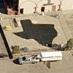 Small Texas shaped pool (Bing Maps)