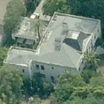 Liza Minnelli's House (former) (Birds Eye)