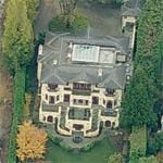 Hassan Khosrowshahi's house (Birds Eye)