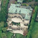 Joseph Segal's house (Birds Eye)