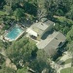 Lou Diamond Phillips' House (former) (Birds Eye)