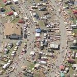 Blue Ridge Flea Market (Birds Eye)