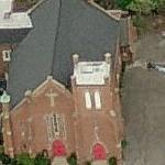First United Methodist Church (Birds Eye)