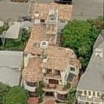 Brian Grazer's House (Birds Eye)