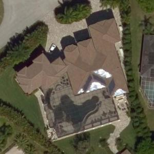 John Cena's House (Bing Maps)