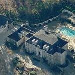Akon's House (former) (Birds Eye)