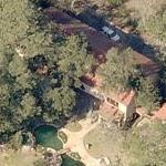 Tom Berenger's House (Birds Eye)