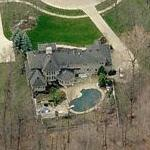 Brady Quinn's House (Birds Eye)