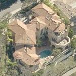 Vanna White's House (Birds Eye)
