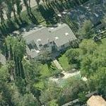Abraham Laboriel's House (Birds Eye)