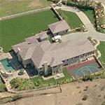 Katt Williams' house (Birds Eye)