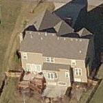 Jared Allen's House (former) (Birds Eye)