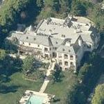 Michael Jackson's House (former) (Birds Eye)