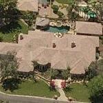 Tim Salmon's House