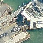 New London - Orient Point Ferry (Bing Maps)