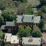 Sally Quinn & Benjamin Bradlee's house (Birds Eye)