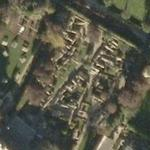Bourton-on-the-Water model village (Bing Maps)