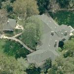 Lea Thompson's House (Birds Eye)