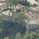 Kristin Davis' House (Birds Eye)