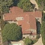 Chris DeWolfe's House (Birds Eye)