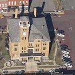 Cass County Courthouse (Birds Eye)