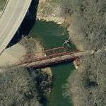 Old Alton Bridge (Birds Eye)