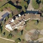 Rex Grossman's childhood home (Birds Eye)