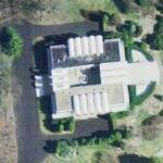Tony Stewart's House (Bing Maps)