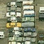 DHARMA Vans/Cars from LOST (Birds Eye)