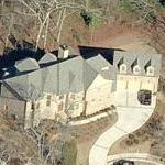 Jerome Bettis' House (Birds Eye)