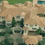 Terry Taylor's house (Birds Eye)