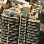 David Caruso's Condo (Birds Eye)