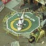 Offshore helo pad at RAF Norwich